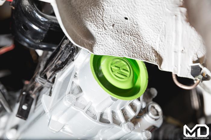 Mk1 Golf Gearbox