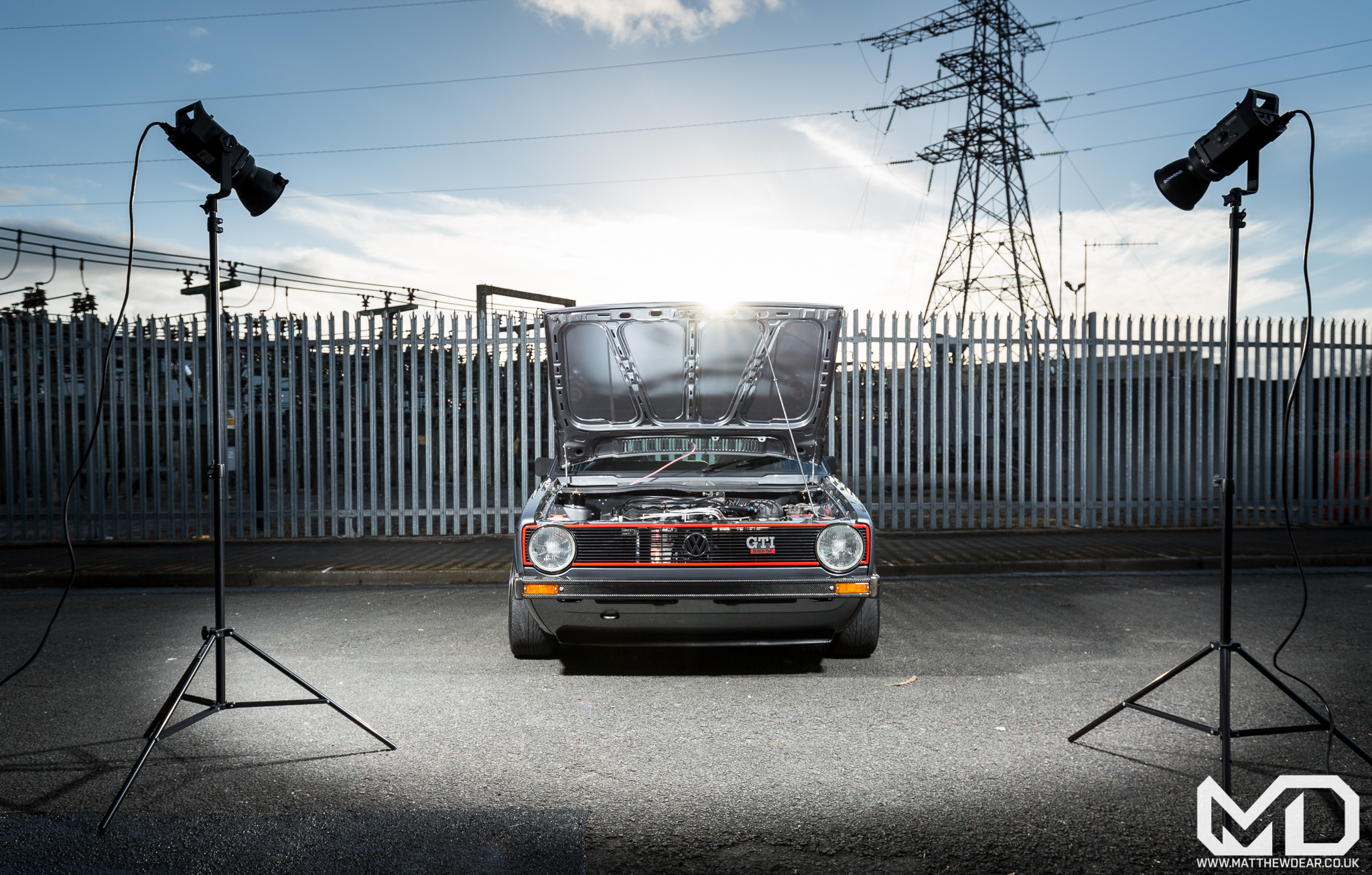 Mk1 Golf Photoshoot