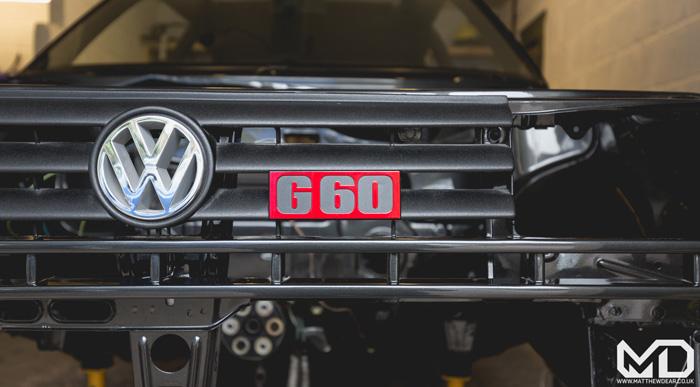 Rallye G60 Grille