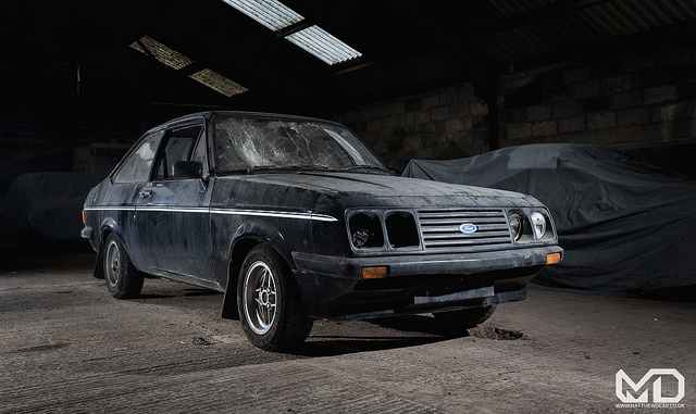 Ford Escort RS2000 Restoration