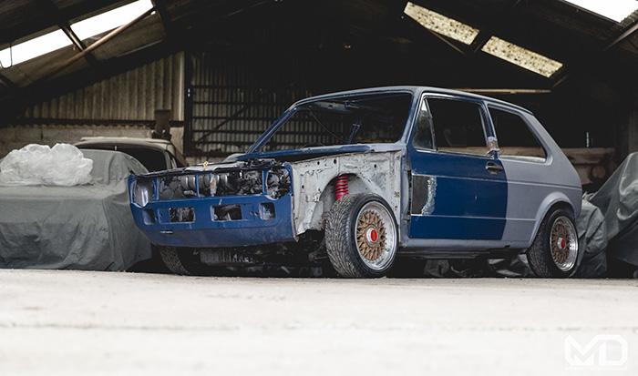mk1 Golf R32